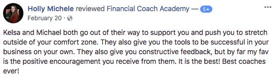 Self-Paced Course - Financial Coach Academy