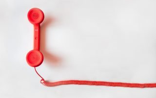 making cold calls as a financial coach