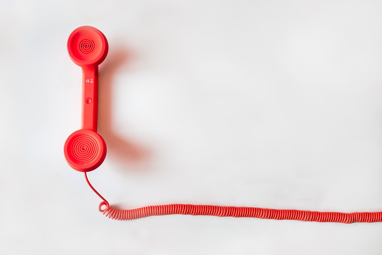 making cold calls as a financial coach
