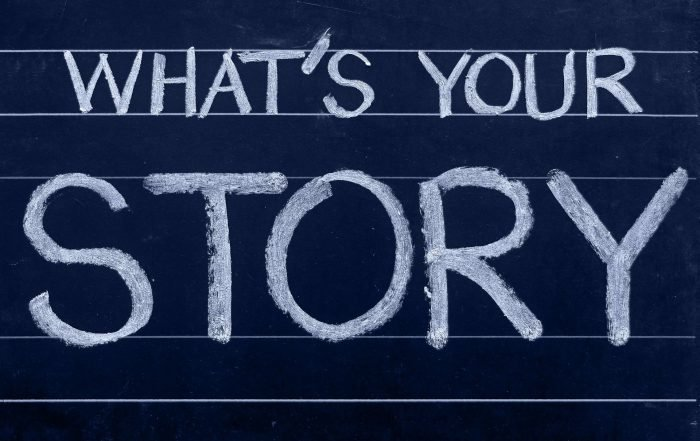 Why story for financial coach